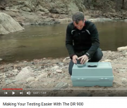 Video>Making Your Testing Easier With The DR 900