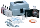 Hardness, Iron, and pH Test Kit, Model HA-62