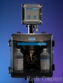 線上餘氯自動分析儀 CL17sc Colorimetric Chlorine Analyzer with Standpipe Installation Kit and Reagents for Free Chlorine