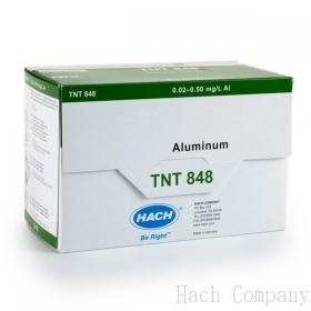 水中鋁檢測試劑 Aluminum TNTplus Vial Test (0.02-0.50 mg/L Al), 24 Tests