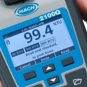 攜帶型濁度計 2100Q Portable Turbidimeter