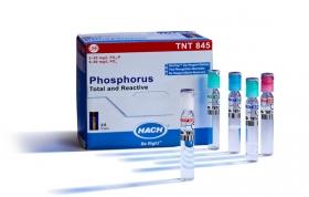 水中磷預製檢測試劑 Phosphorus TNTplus, UHR Reactive and Total