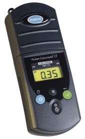 PCII 攜帶式餘氯檢測儀 Pocket Colorimeter™ II, Chlorine (Free), Kit includes SwifTest™ DPD Reagent Dispenser