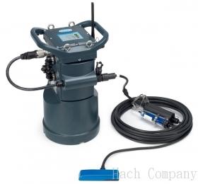 水下流速感測器 FL900 Logger with AV9000 Analyzer Module