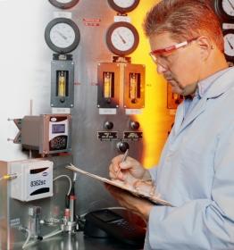 純水線上pH分析儀 8362 sc High Purity Water pH Panel