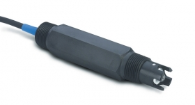 水中ORP線上感測器 Digital 3/4 Inch ORP Sensor, Convertible Sensor Style, Ryton Body, Platinum Electrode, Temperature Compensation-None