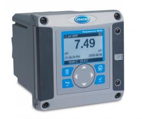 水中pH/ORP, 導電度線上監控器 Polymetron 9500系列 Controllers - pH/ORP, Conductivity