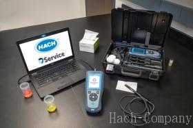 攜帶式pH計 HQ2100 Portable Multi-Meter with Gel pH Electrode, 1 m Cable