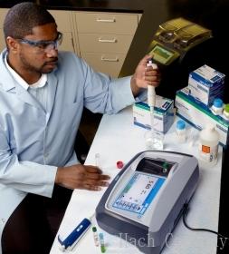 水中化學需氧量試劑 Chemical Oxygen Demand (COD) TNTplus Vial Test, LR (3-150 mg/L COD), 25 Tests