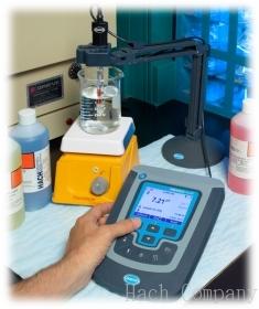 實驗室氯離子檢測組 HQ440D Laboratory Chloride (Cl-) Ion Meter Package with ISECL181 Ion Selective Electrode