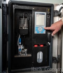 水中鈉離子線上分析儀 Polymetron NA9600 sc Online Analyzer