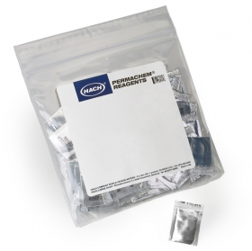 水中六價鉻預製試劑粉枕包 ChromaVer® 3 Chromium Reagent Powder Pillows, 25 mL
