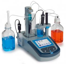 自動滴定儀-環境應用分析套件 : 餘氯和總氯,二氧化氯,亞硫酸鹽 Titration Application Pack Amperometric: Free & Total Chlorine, Chlorine Dioxide, Sulfite (AutoCAT)