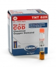 高量程COD預製檢測試劑(不含汞) Chemical Oxygen Demand (COD), Mercury-Free, TNTplus, HR