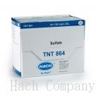 Sulfate TNTplus Vial Test, LR (40-150 mg/L SO₄), 25 Tests 硫酸鹽預製試劑