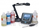 HQ411D Laboratory Starter pH Meter Package with PHC201 General Purposes pH Electrode 實驗室pH水質分析儀
