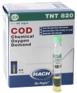 超低量程COD預製檢測試劑 Chemical Oxygen Demand Reagent, TNTplus, ULR (1-60 mg/L COD)