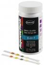 五合一(餘氯,總氯,總硬度,總鹼度,pH值)水質檢測試紙 5 in 1 Water Quality Test Strips