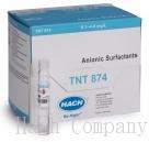 水中陰離子界面活性劑檢測試劑 Anionic Surfactants TNTplus Vial Test (0.1 - 4.0 mg/L)