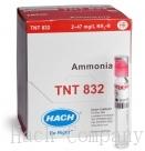 水中氨氮預製檢測試劑 Ammonia TNTplus Vial Test, HR (2-47 mg/L NH3-N)