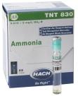 超低量程水中氨氮預製檢測試劑 Ammonia TNTplus, ULR (0.015 - 2.00 mg/L NH3-N)